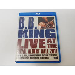 BB King live at the R.A.Hall 2011