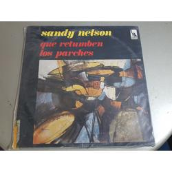 Sandy Nelson - Que retumben los parches